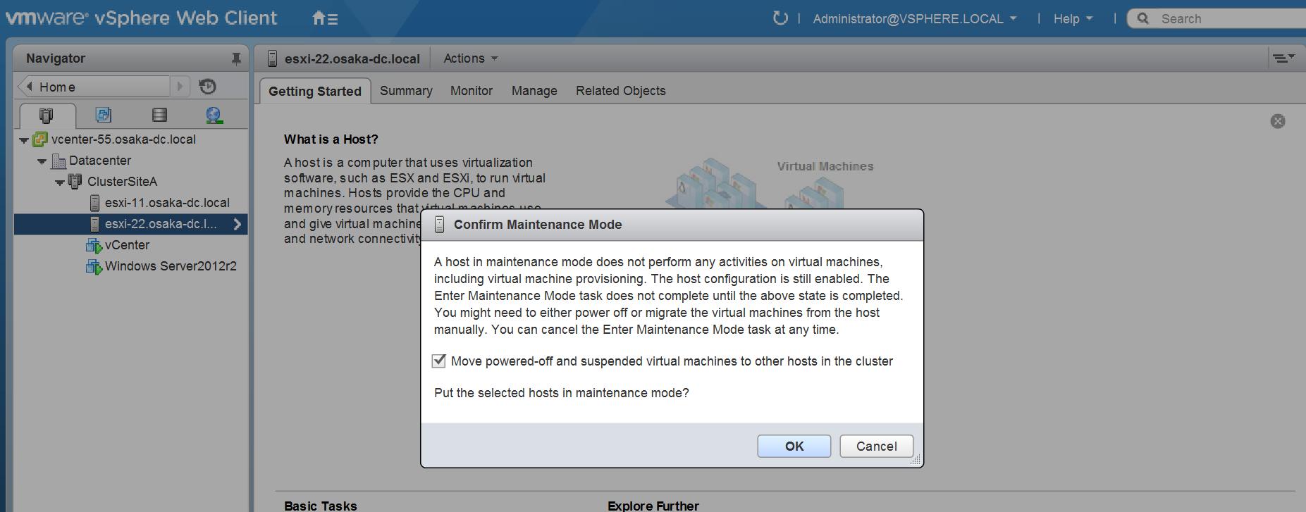 vSphere Patch application guide : Enterprise Cloud Knowledge Center