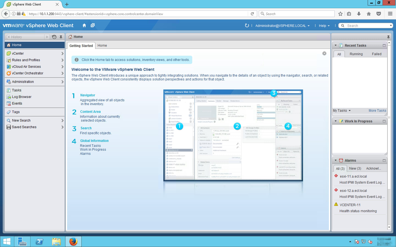 vSphere HA/FT Configuration Guide : Enterprise Cloud