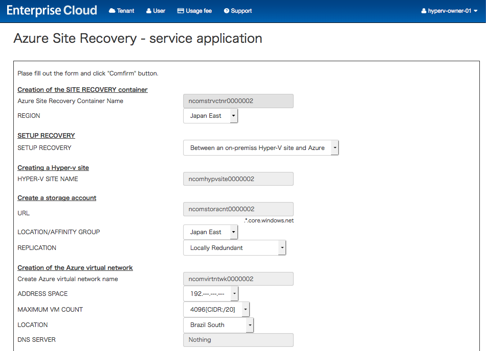 Use Azure Site Recovery : Enterprise Cloud Knowledge