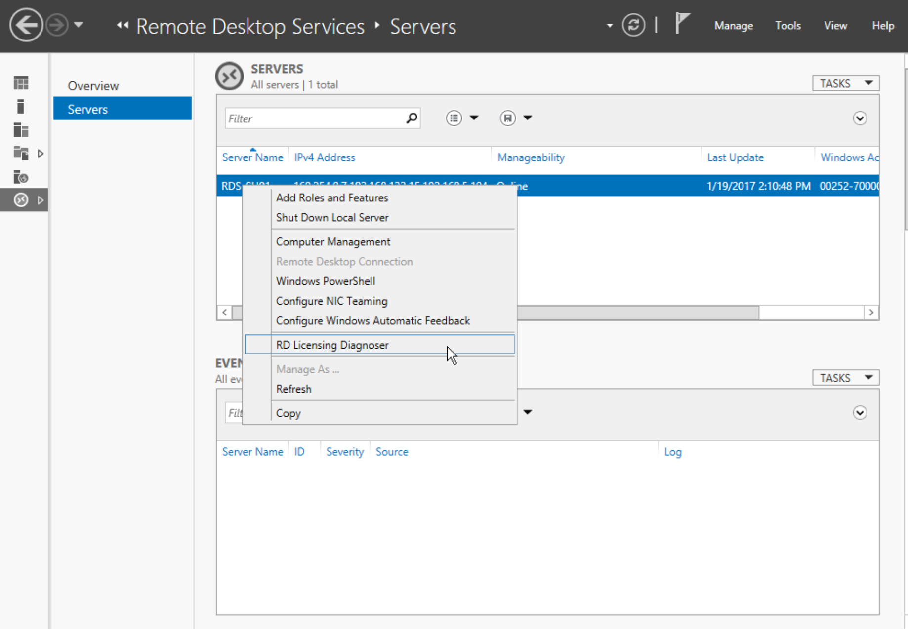 17 3  How to configure Remote Desktop environment : Enterprise Cloud