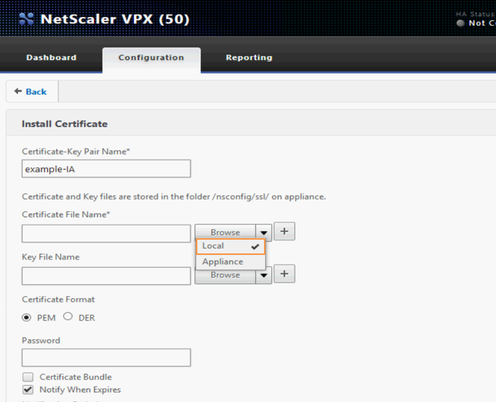 112411 How To Register A Certificate Enterprise Cloud