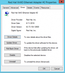Windows has successfully updated your device software